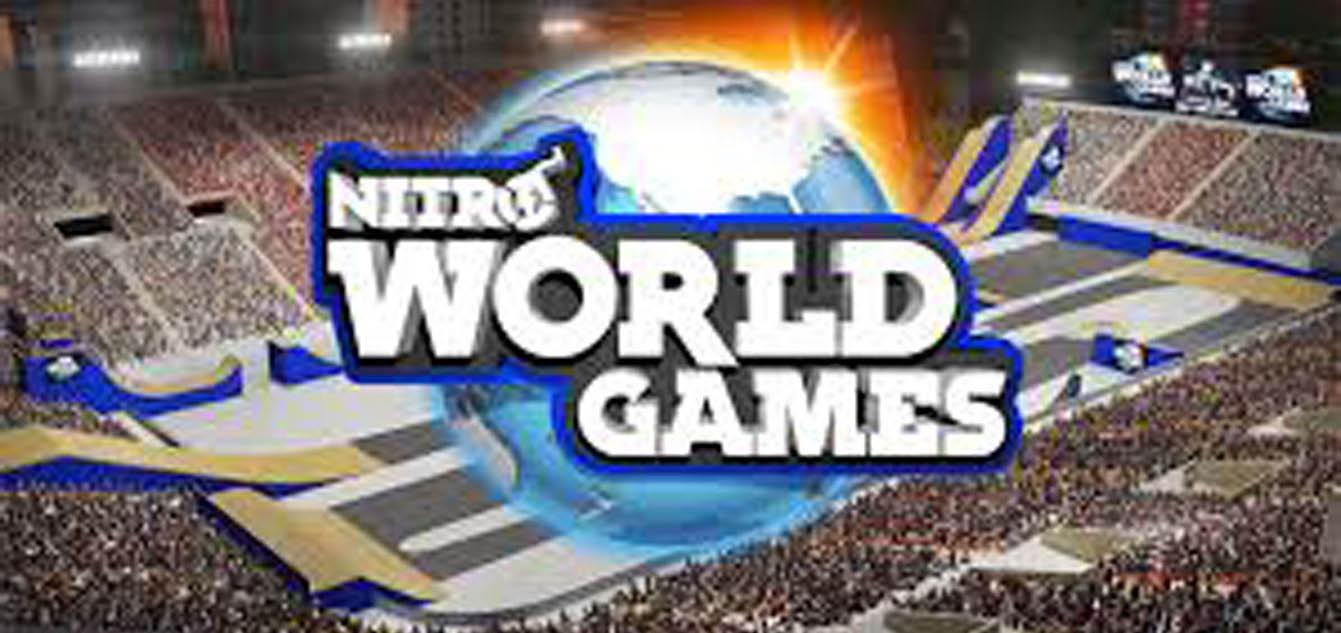 Nitro Wolrd Games