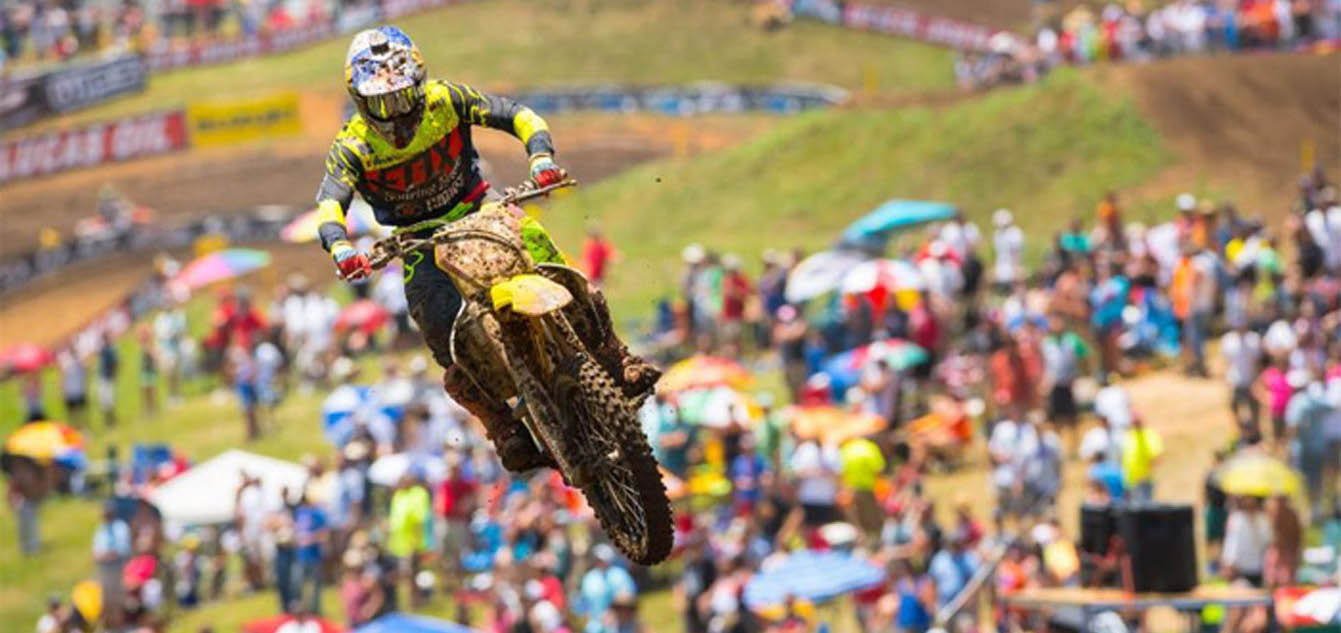 Roczen Continues 450 Dominance at Muddy Creek