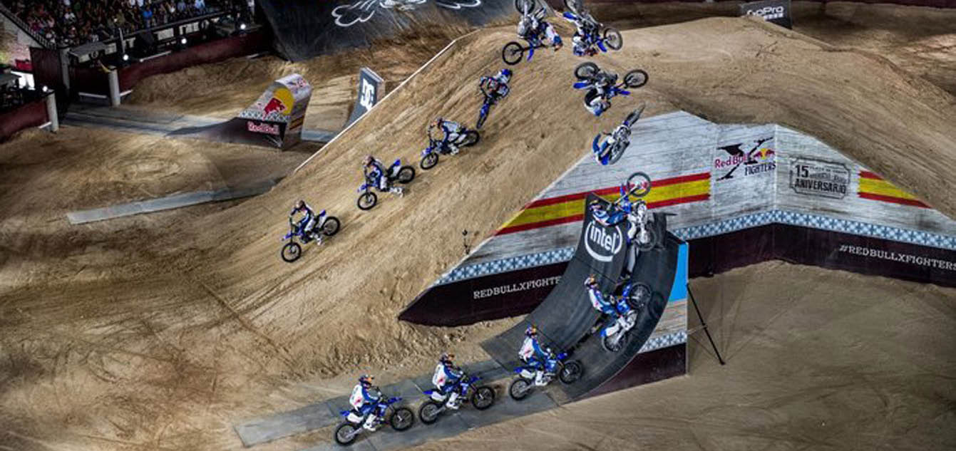 Video: Thomas Pagès Winning Run at Red Bull X-Fighters