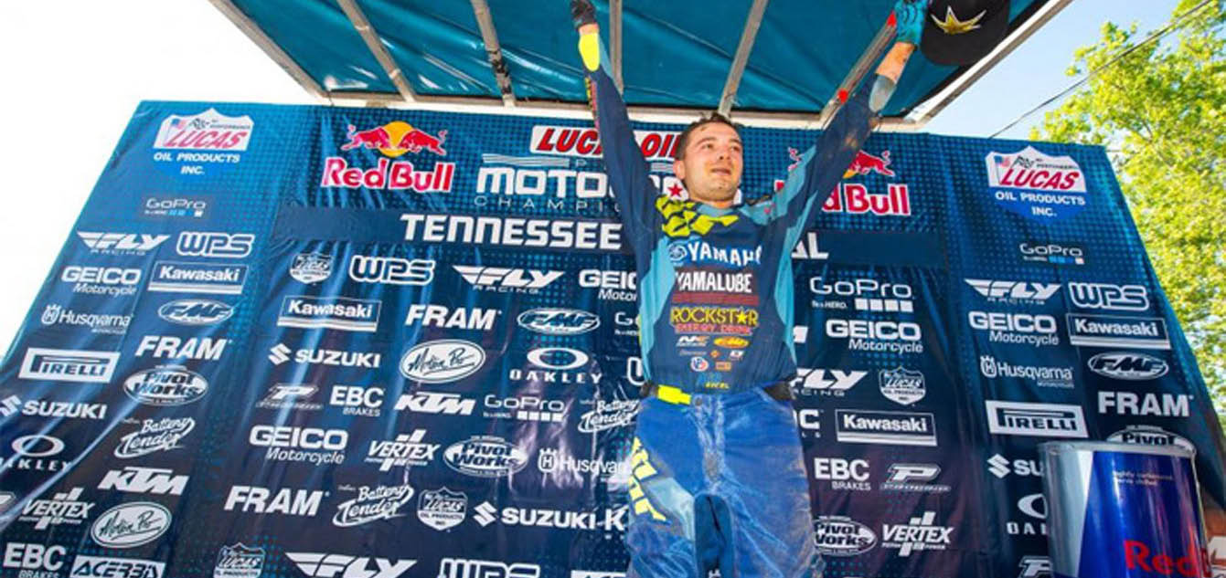 Webb Claims Round Victory in Tennesse