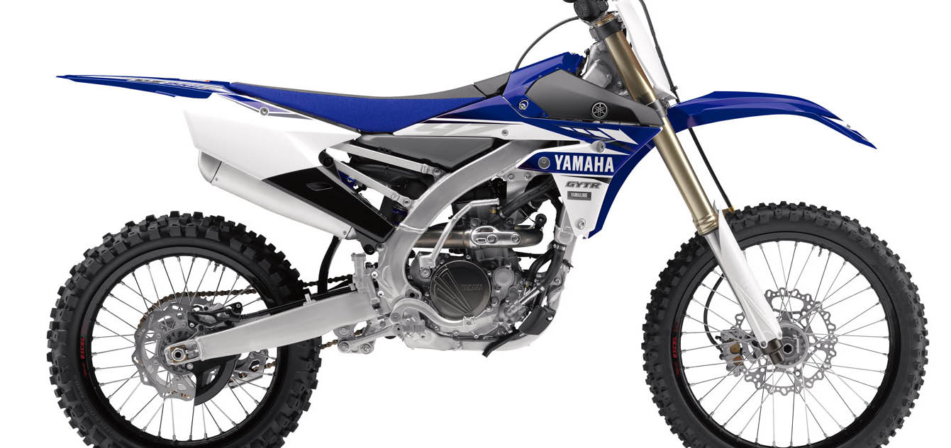 YZ250 F Featurwe