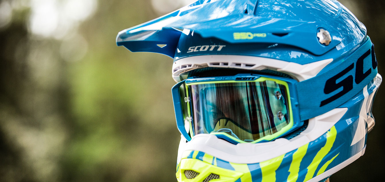 SCOTT SPORTS LAUNCHES THE PROSPECT MX GOGGLE