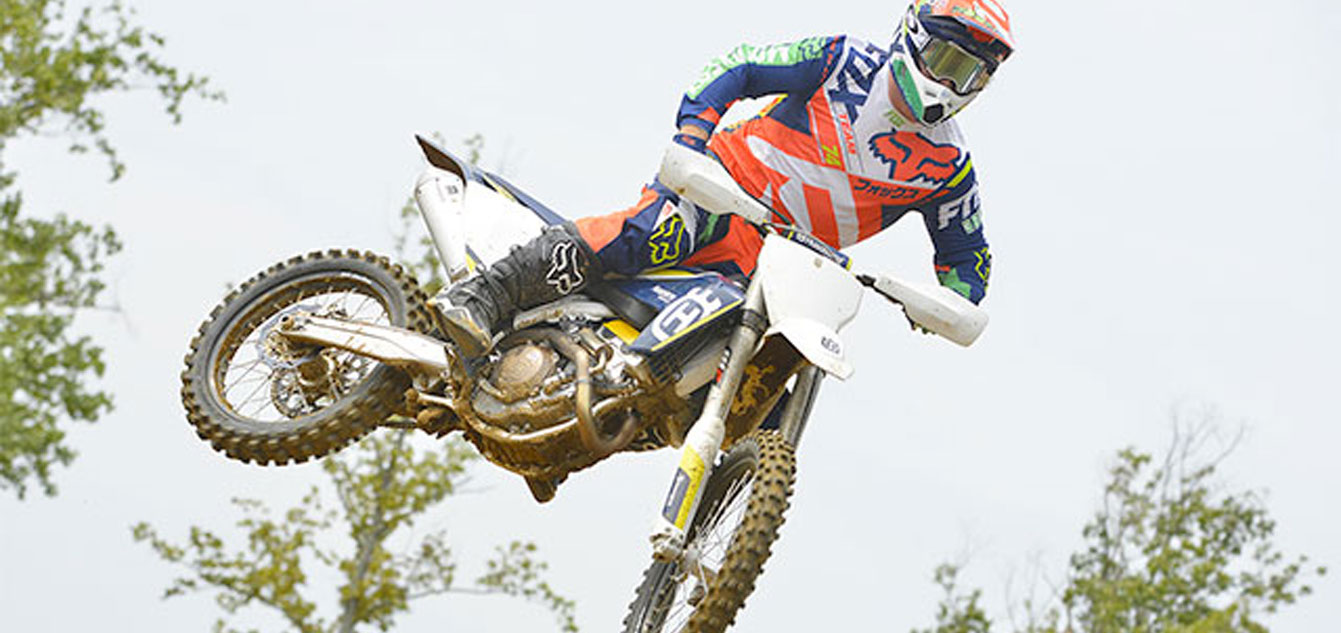 HUSQVARNA AND MOTODEVELOPMENT JOIN FORCES