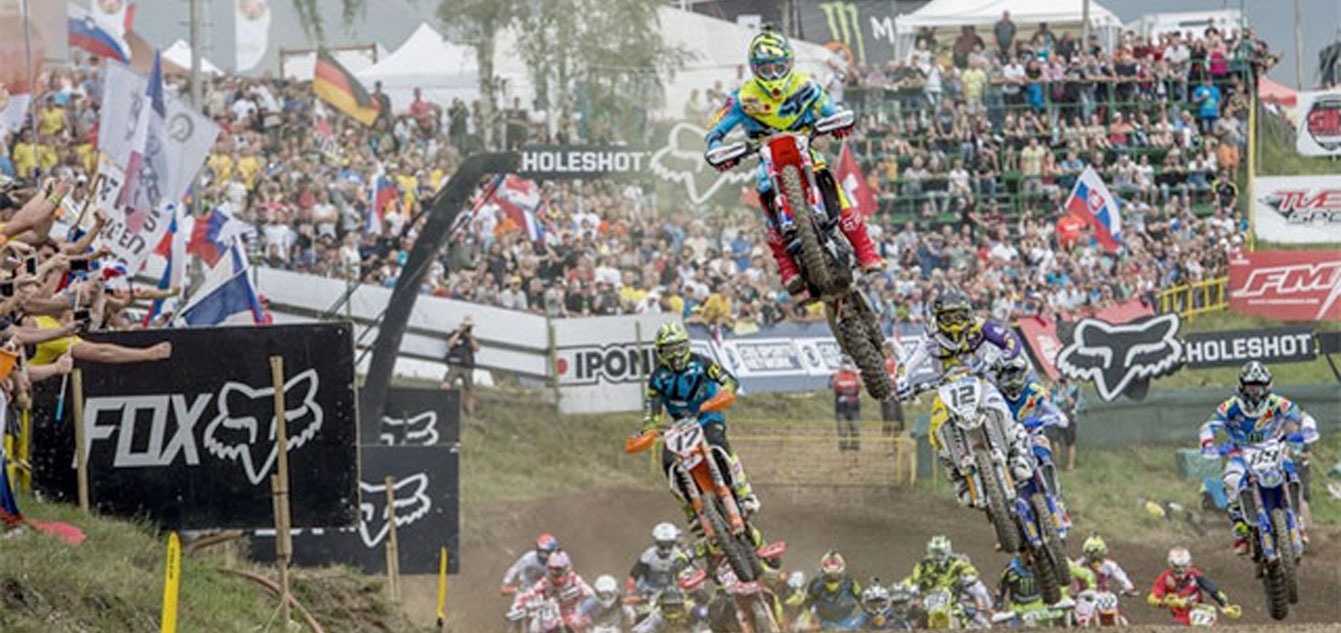 Team HRC Set for Lommel