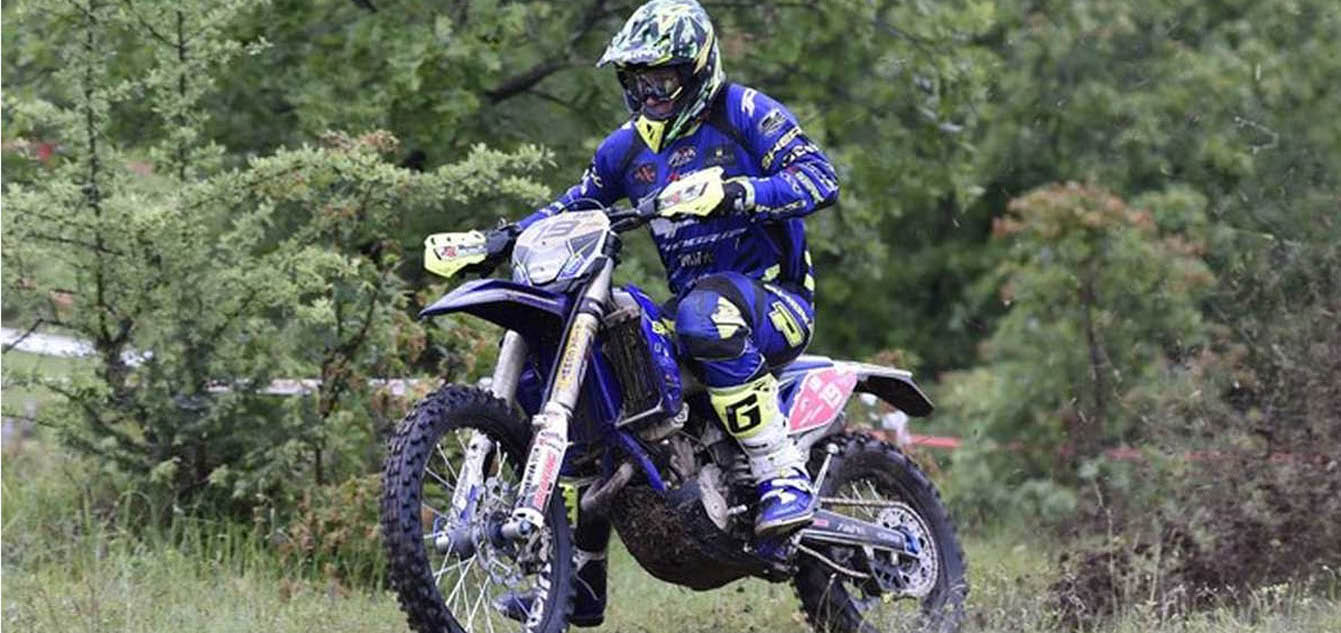 Matt Phillips - Sherco