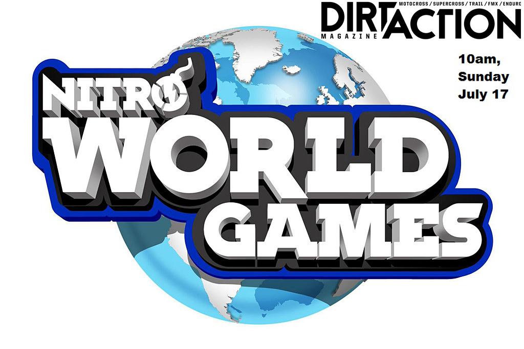 Nitro Circus Live Stream