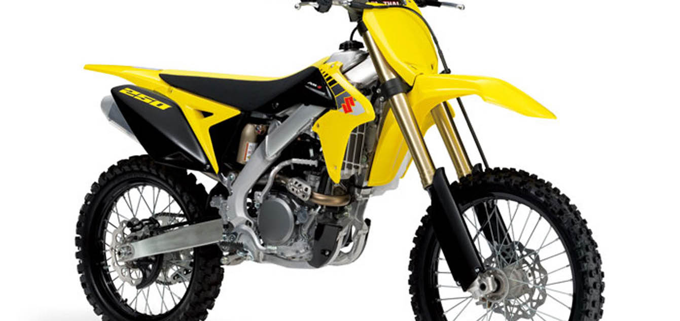 Meet the 2017 Suzuki RM-Zs