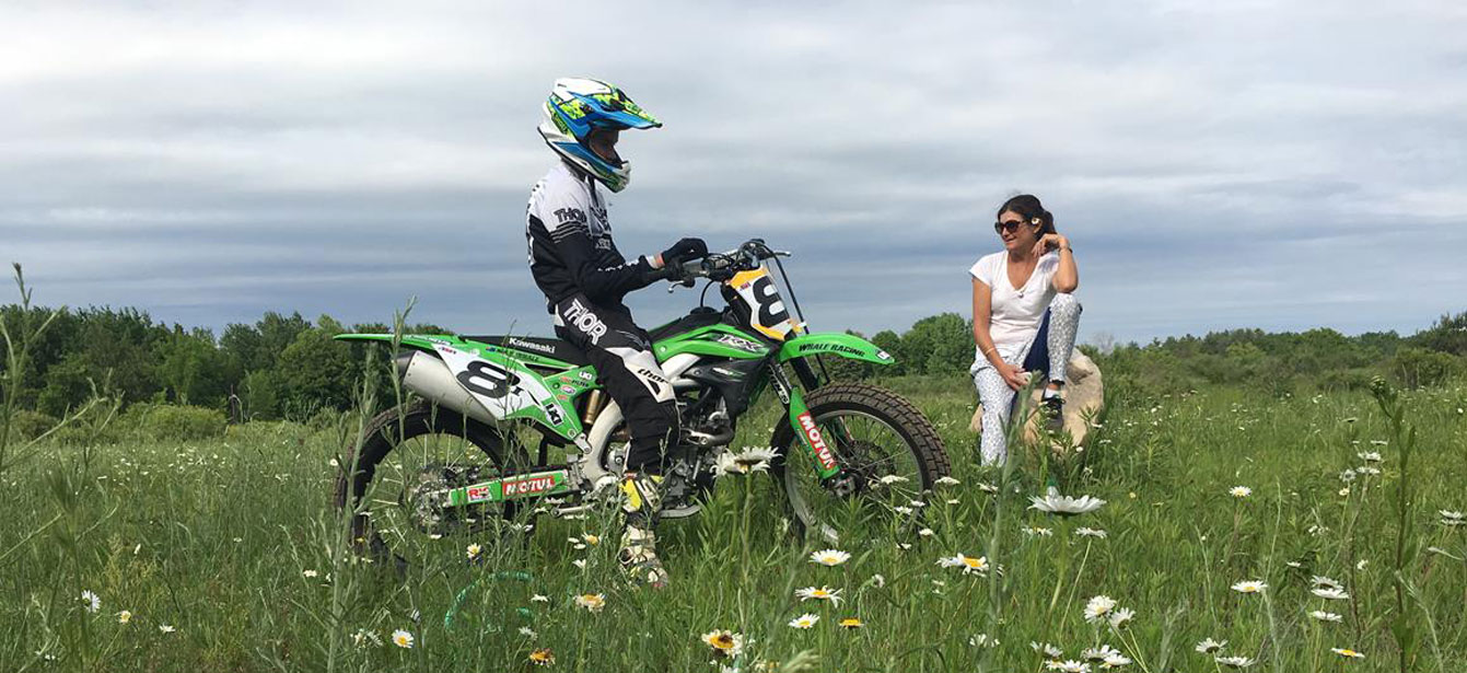 Max Whale Declares Victory aboard KX450F in the United States