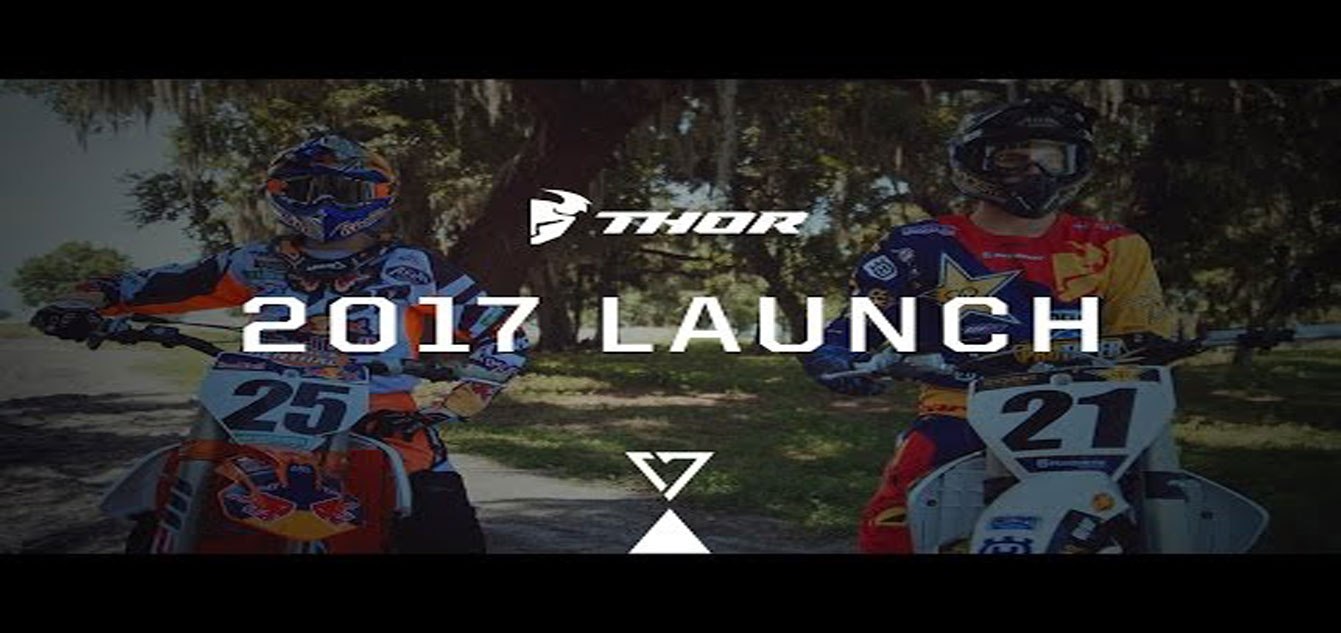 Video: Thor MX | 2017 Product Launch