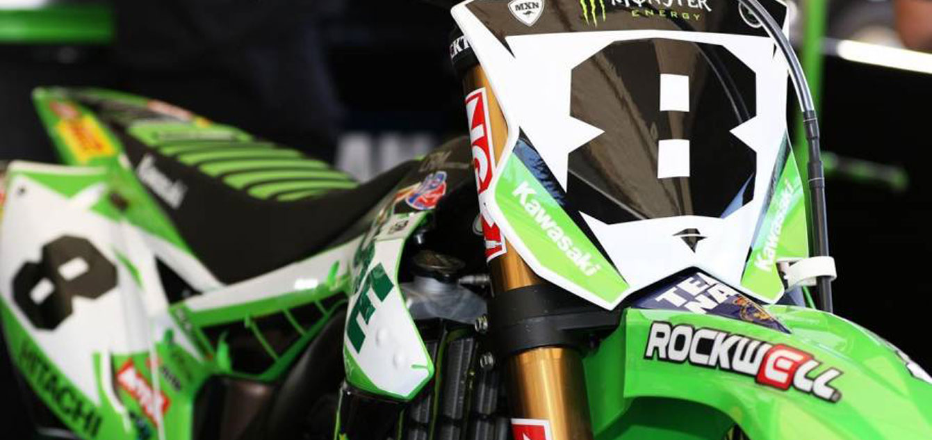 Kyle Peters Joins Monster Energy Kawasaki
