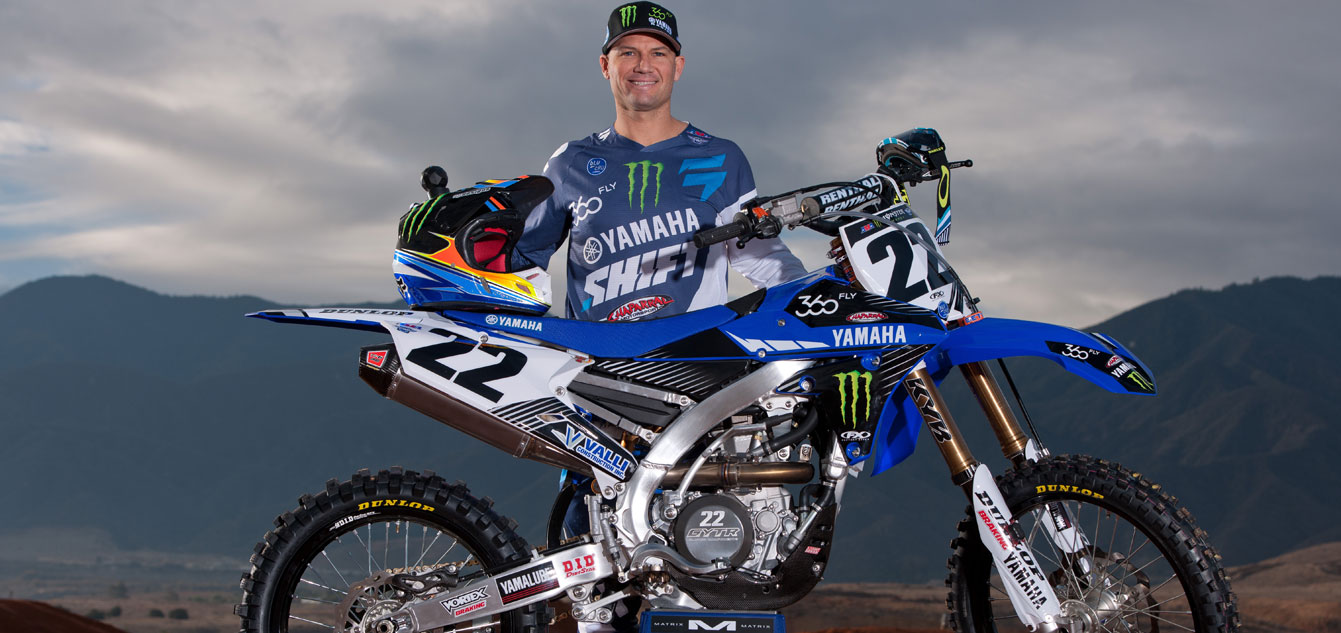 Reed and Webb to Spearhead Factory Yamaha in 2017