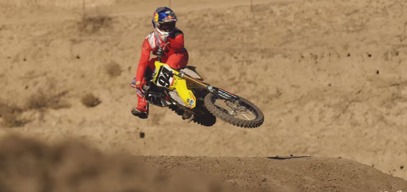 Video: Fox Presents - Ken Roczen | Sun Up Till Sun Down