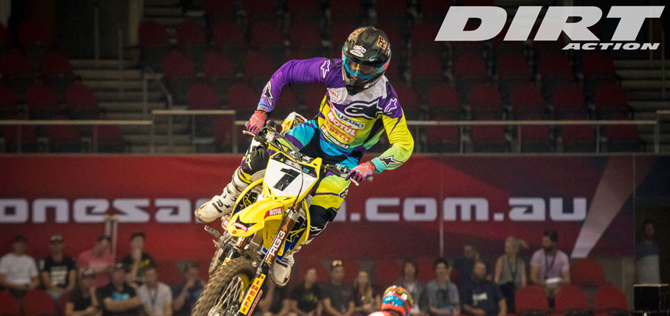 Australian SX Supplementary Regulations released
