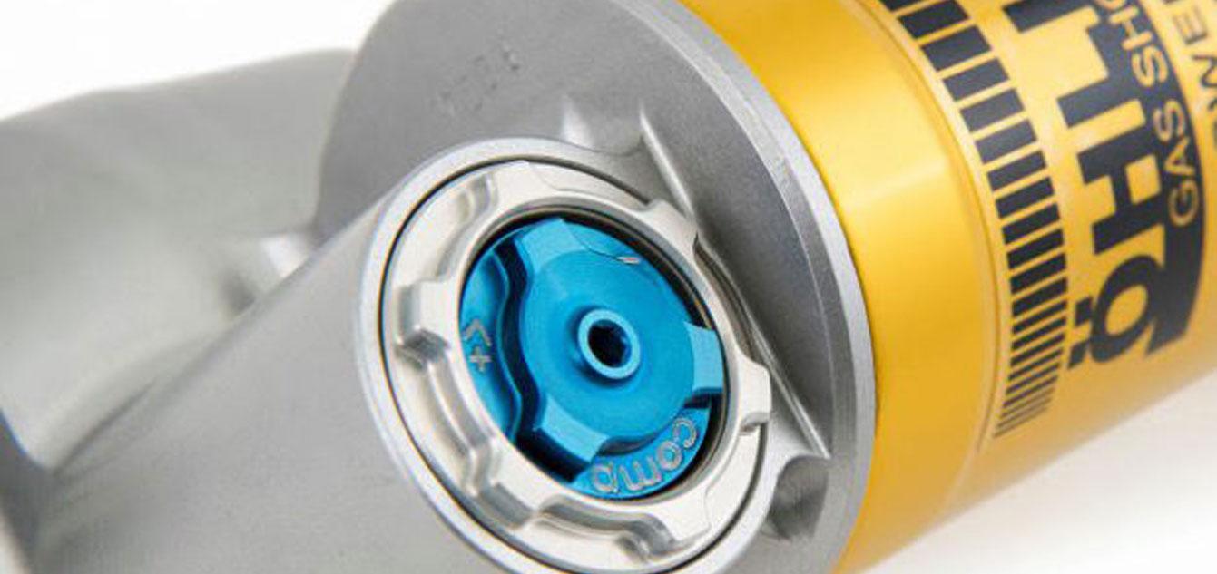 Gear Check: Öhlins TTX Flow shock