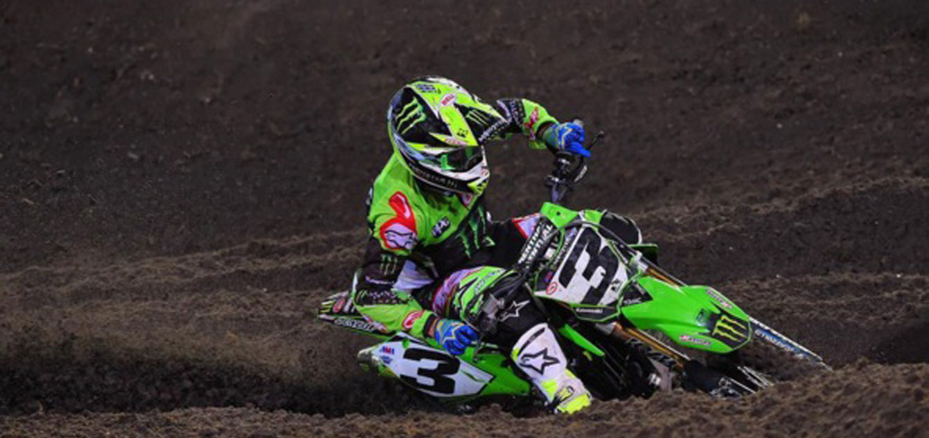 Tomac Will Not Compete at MXoN