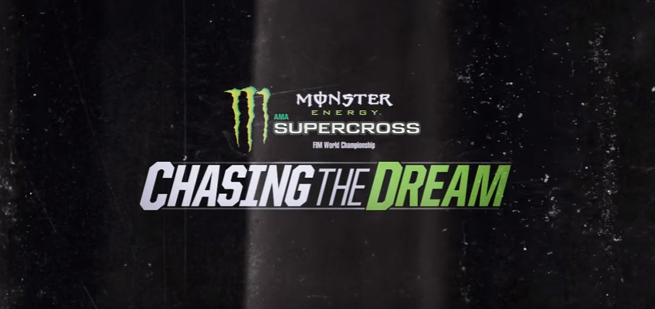 Video: A Day at JGRMX - Chasing the Dream Xtra