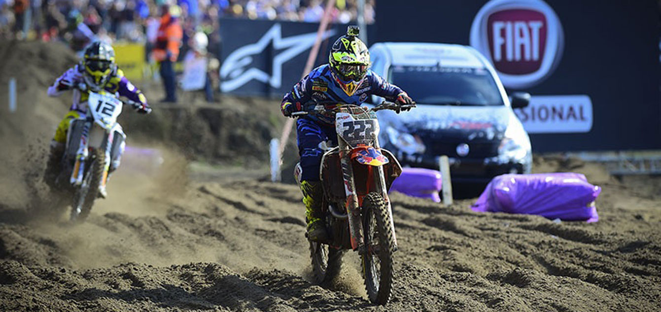 Video: MXGP of Lommel Race Highlights