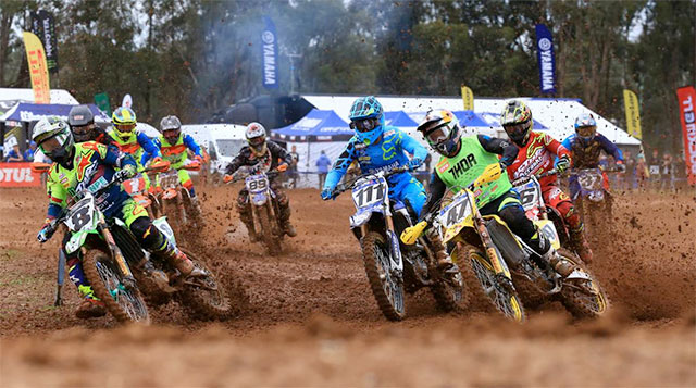 MX Nationals Set to Go Down to the Wire