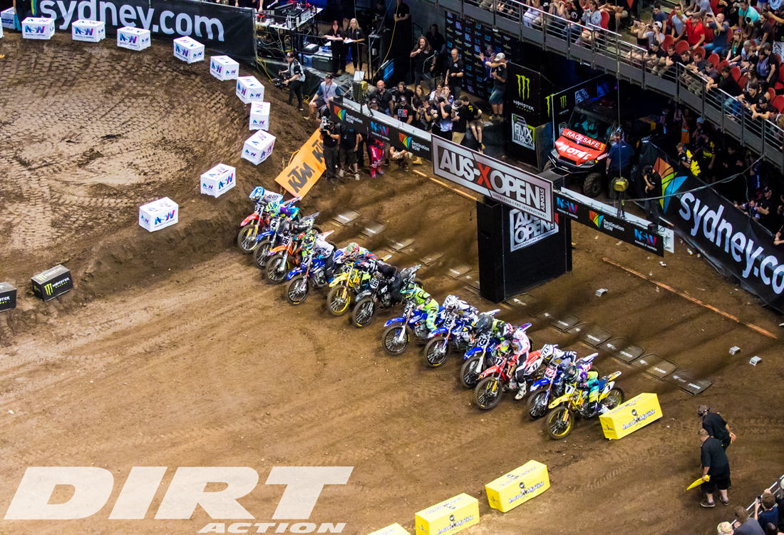 AUS-X Open - Rounds Five and 6