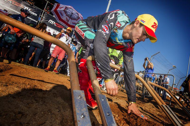 Tim Gajser to Return for SMX
