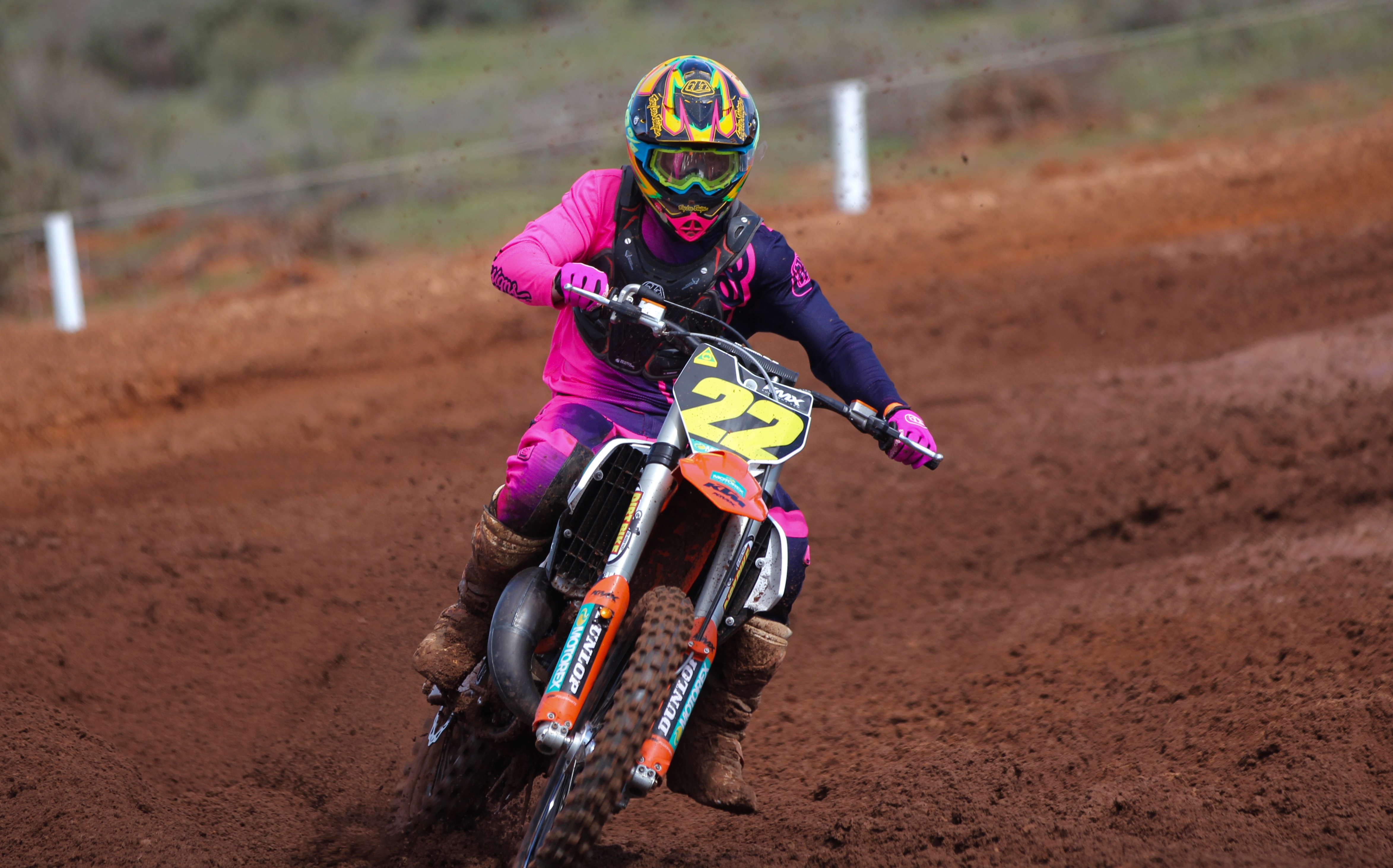 Heats wrap up, and finals roar to life at KTM AJMX