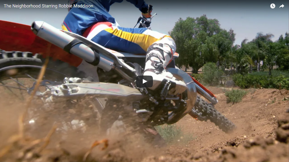 Video: The Neighborhood Starring Robbie Maddison