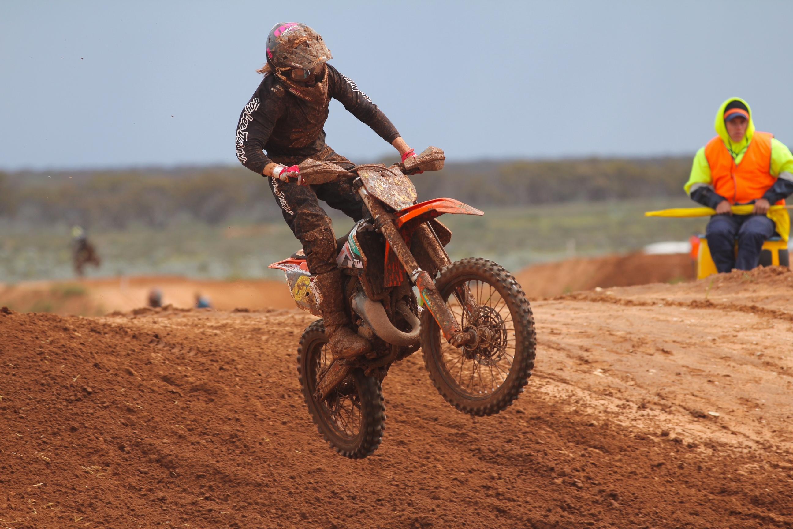 Motocross Rider Resume