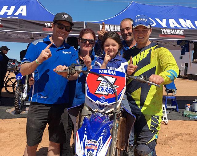Dyce Rolls a Winner at AJMX
