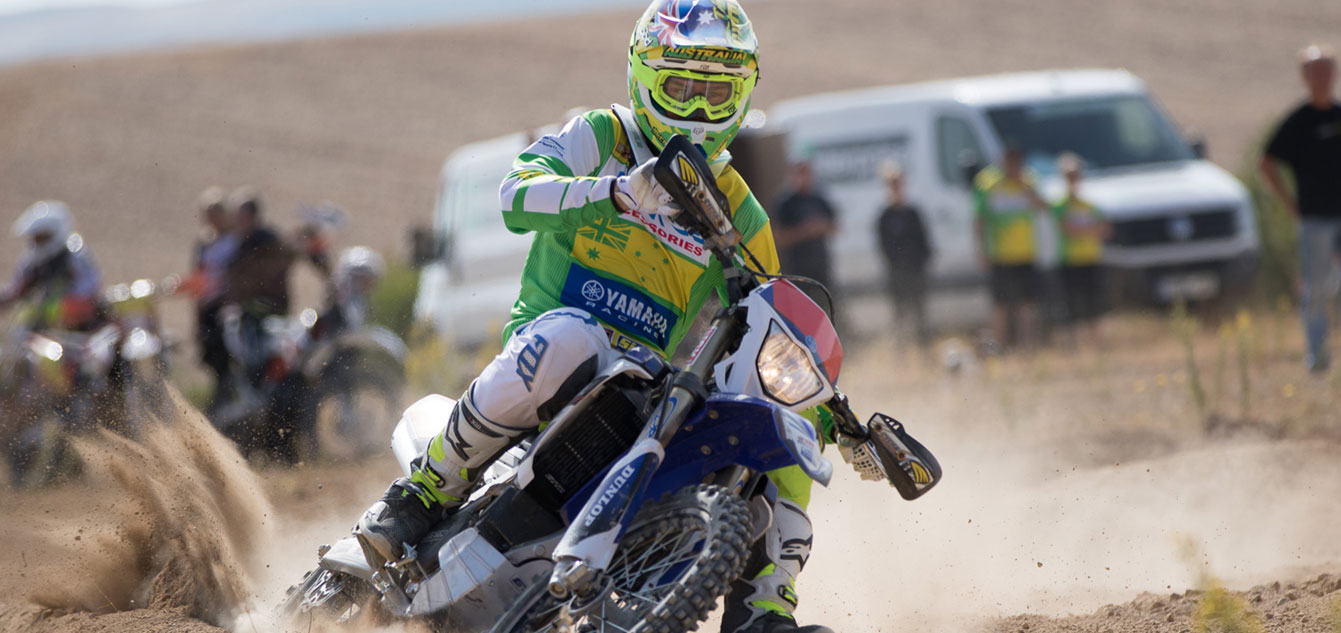 Aussies Experience Mixed Bag at ISDE Opener