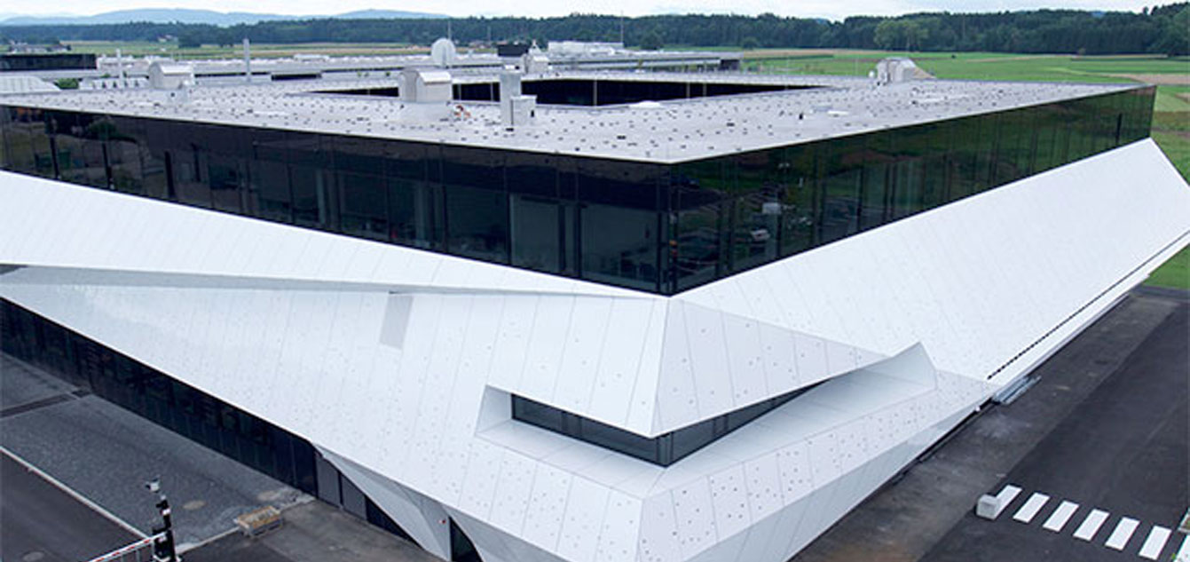 KTM Motorpsorts Moves into New Austrian Headquarters