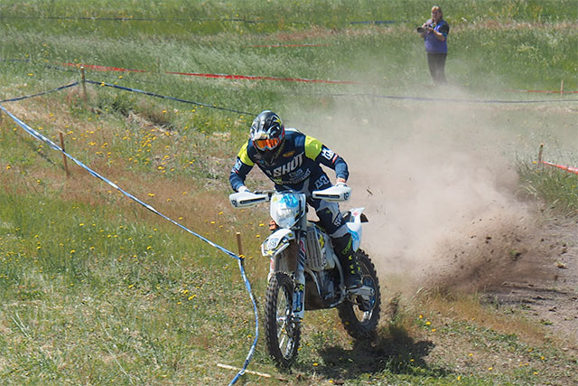French Bellino qualifies first in Prologue at Yamaha A4DE