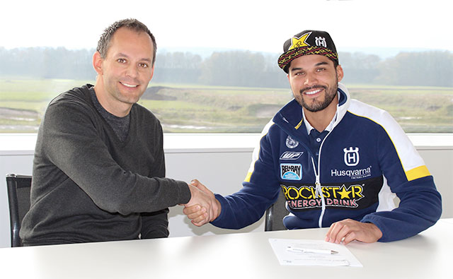 Quintanilla Re-Signs with Rockstar Energy Husqvarna