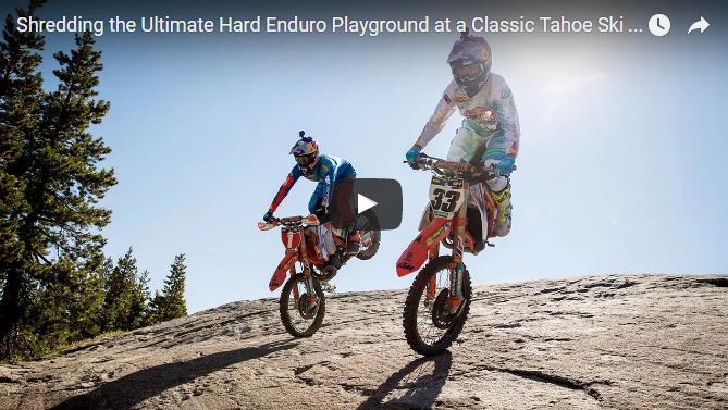 Video: Ultimate Hard Enduro Playground