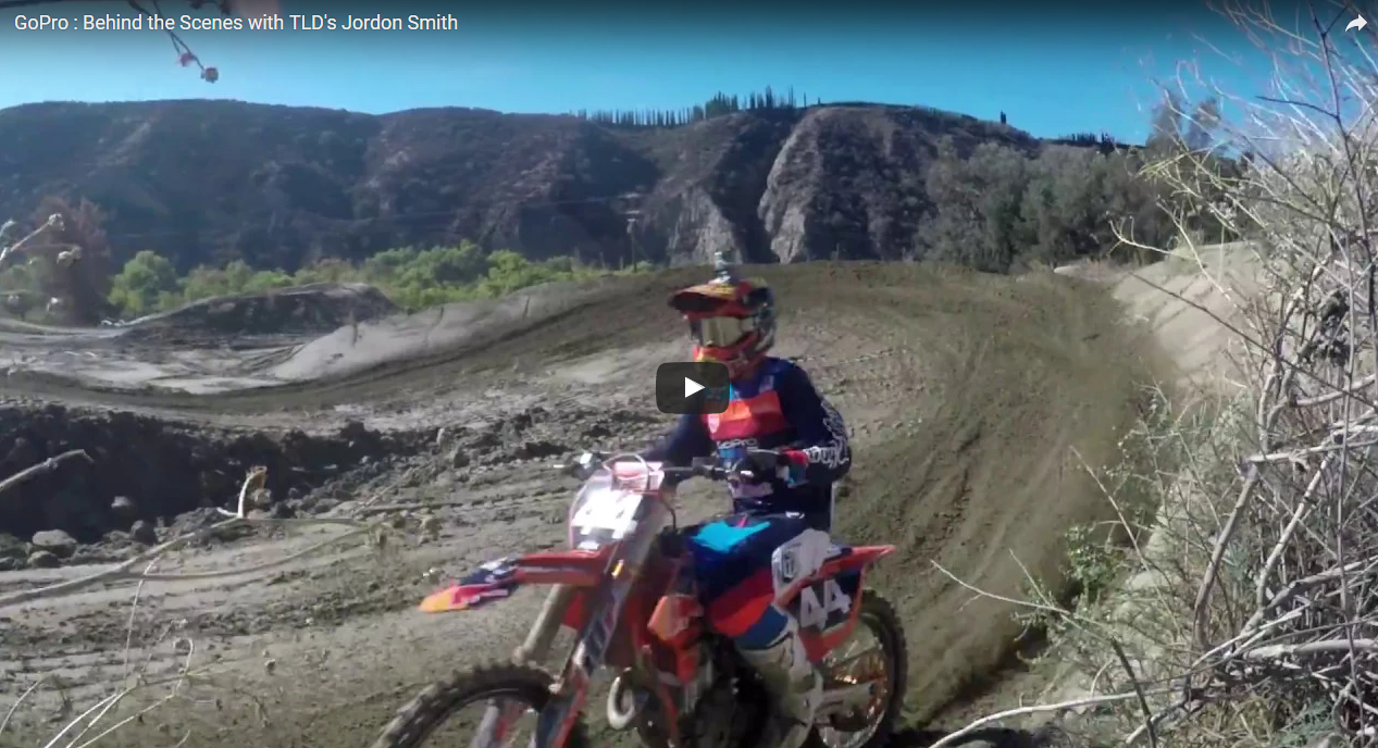 Video: GoPro – Behind the Scenes with TLD's Jordon Smith