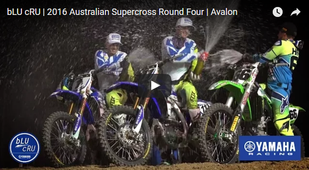 Video: bLU cRU – 2016 Australian Supercross Round Four
