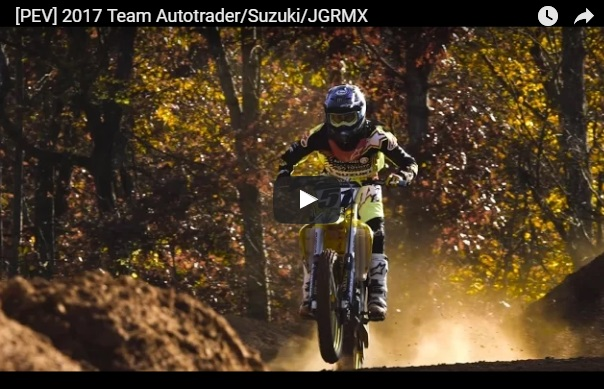 Video: 2017 Team Autotrader/Suzuki/JGRMX