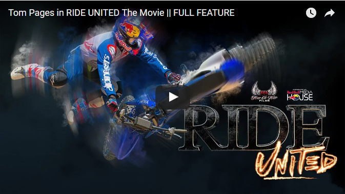 Video: Tom Pages in RIDE UNITED The Movie