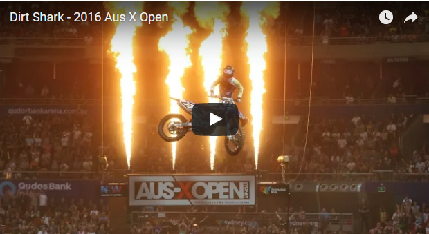 Video: Dirt Shark - 2016 Aus X Open