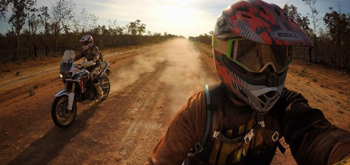 CAPE YORK with DARYL BEATTIE ADVENTURES AND THE HONDA AFRICA TWIN