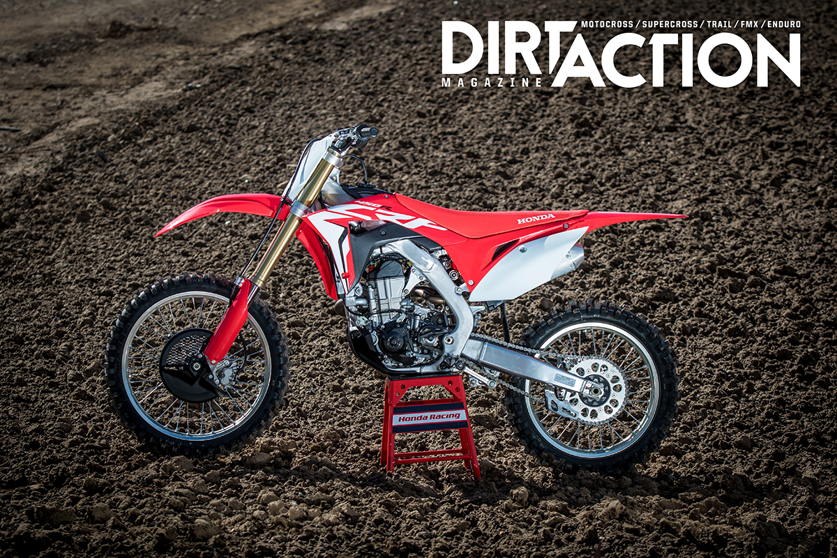 2017 HONDA CRF450R - PHOTO GALLERY