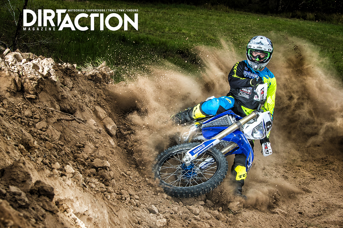 YAMAHA YZ300 – BEAU RALSTON'S TWO-STROKE MONSTER