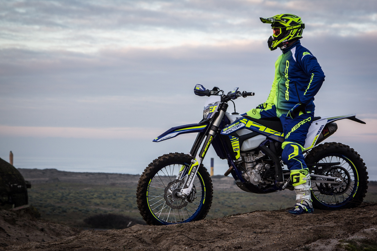 2017 SHERCO FACTORY ENDURO