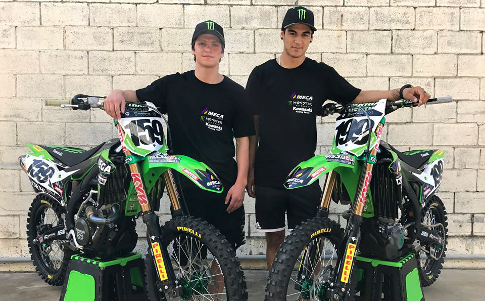 Aleksandr Tonkov joins Mega Bulk Fuel Monster Energy Kawasaki