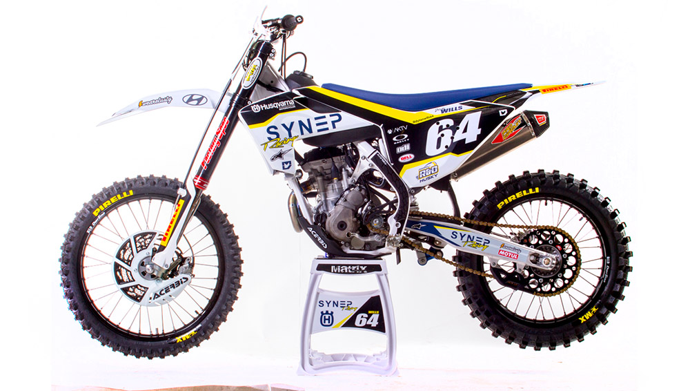 Synep Racing ready for their MX Nationals Debut