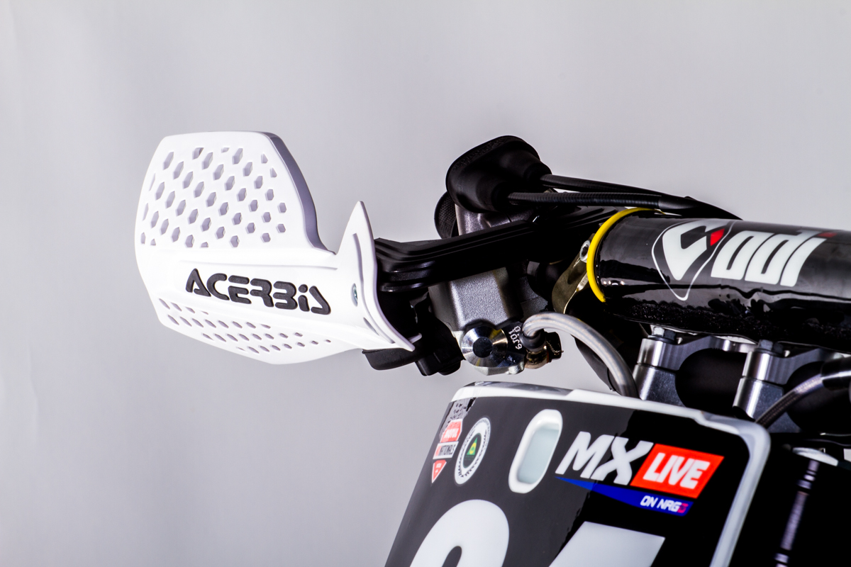 Feature: Inside Dylan Wills' Husqvarna FC250 - Dirt Action