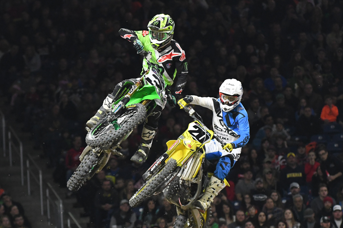 PHOTO GALLERY: AMA SUPERCROSS DETROIT