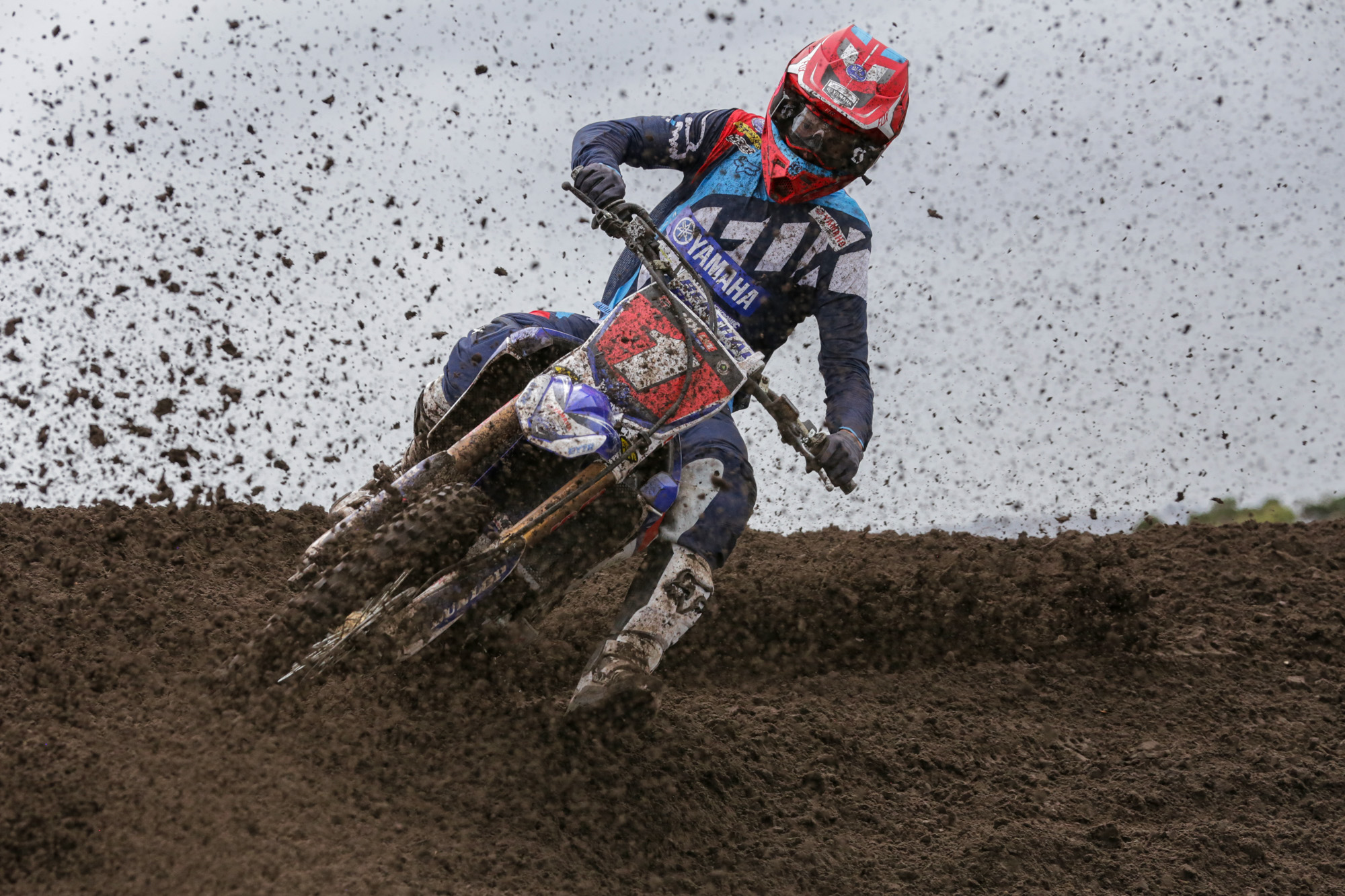 Ferris victorious at MX Nationals Round One Wonthaggi