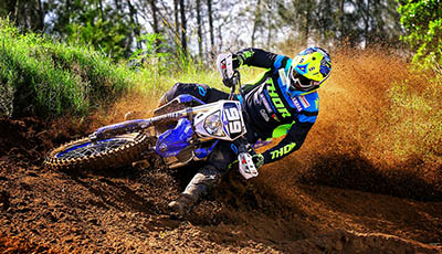PR: YAMAHA RACING OFF ROAD CHARGE IN 2017
