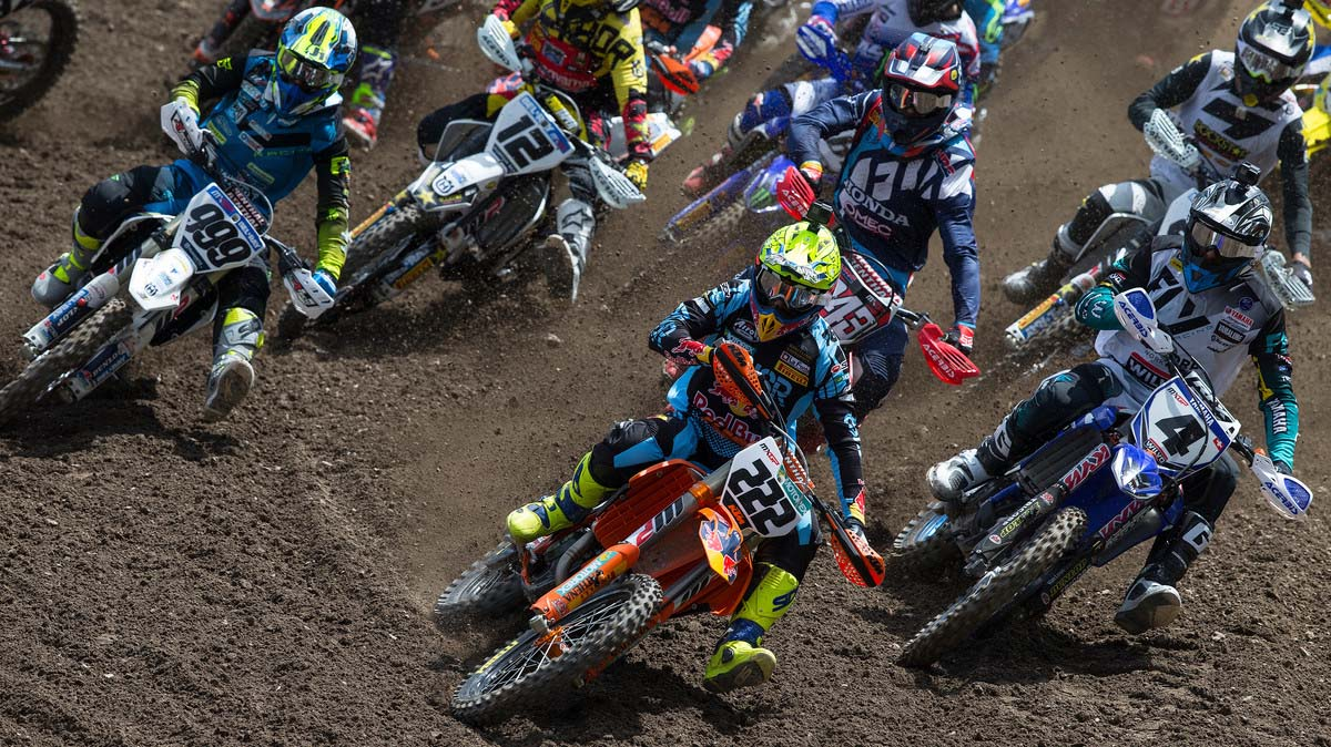 VIDEO: 2017 MXGP of Trentino Highlights