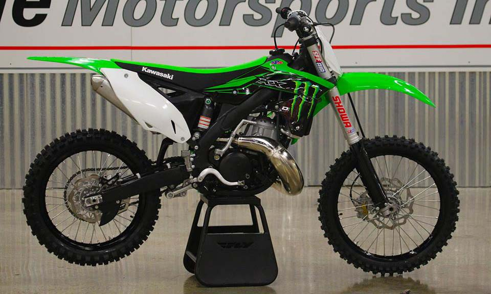 PHOTO GALLERY: 2017 Kawasaki KX500